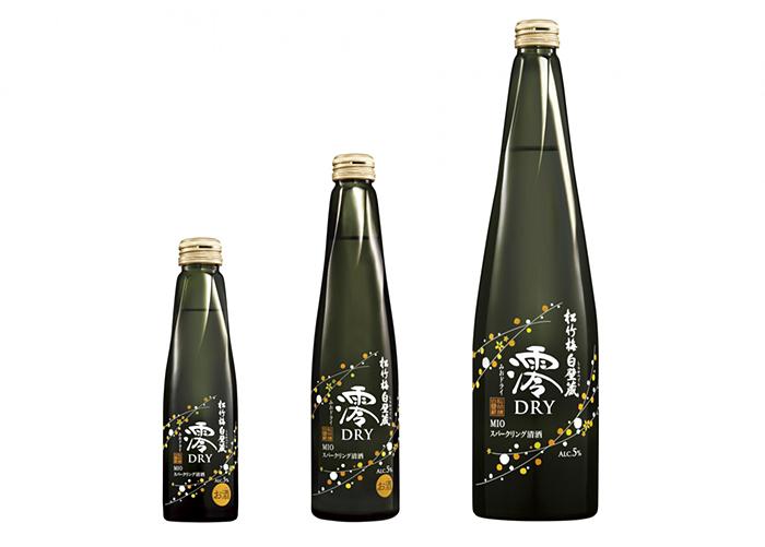 松竹梅白壁蔵「澪」DRYスパークリング清酒