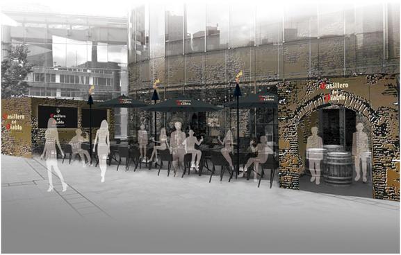 「カッシェロ・デル・ディアブロ」のコンセプトショップ「Casillero del Diablo THE TOKYO GATE」を期間限定で虎ノ門ヒルズカフェにて展開