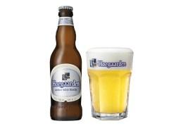 ベルジャンホワイト:オレンジピールとコリアンダーを使った甘いビール