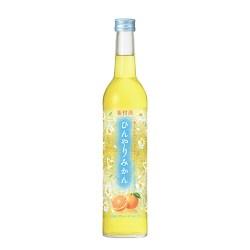 清々しい「キリン 蜜柑酒 ひんやりみかん」新発売