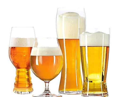 ビールのおいしさを引き出すグラスの形状の秘密