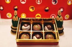 希少なエクアドル産のアリバカカオと伝統的な日本酒&甘酒を融合させた『年賀ショコラ』限定販売