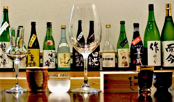 懐石料理店「伊勢すえよし」がコース料理に選ばれた日本酒を合わせて提供する『日本酒のペアリング』を3月からスタート