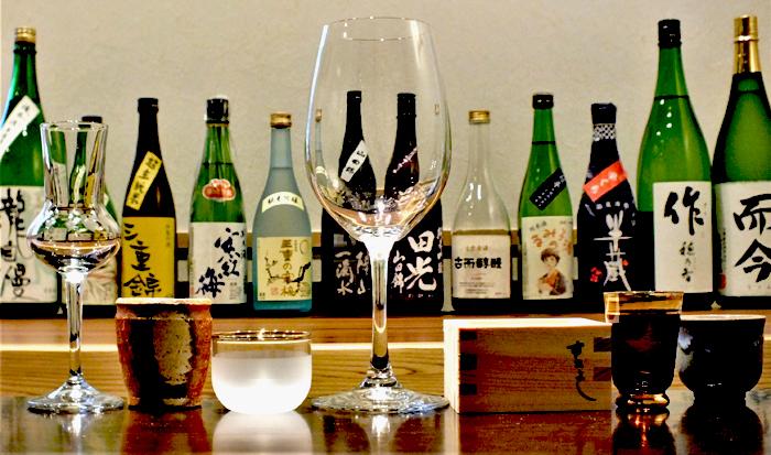 日本酒のペアリング