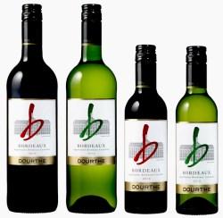 フランスワイン『ドゥルト bボルドー』のパッケージ刷新&『ハーフボトル』を4月4日(火)より全国で販売開始