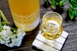 世界初となるエルダーフラワーのハーブを使用した梅酒『花梅酒~elder flower~』を4月11日(火)から販売開始