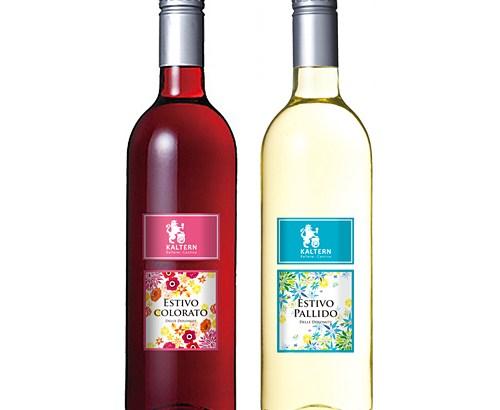 日本の夏に似合う、夏季限定ワイン「エスティヴォ・コロラート」「エスティヴォ・パリード」発売!