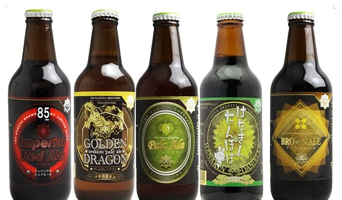 お伊勢さんと忍者の里のビール:三重県のクラフトブルワリー