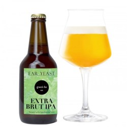 Far Yeast Brewing ×Gweilo Beer鬼佬啤酒、Far Yeast Extra Brut IPAを発売!