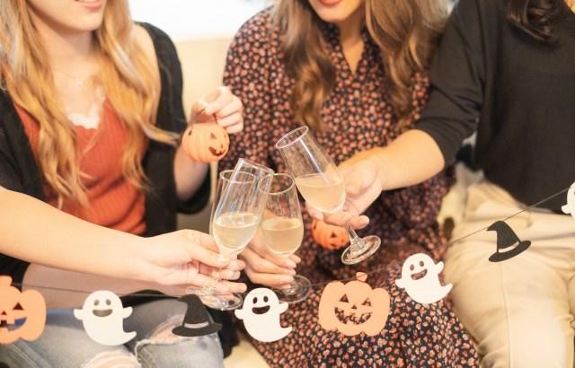 お酒でもハロウィンを楽しもう!おすすめのお酒もご紹介