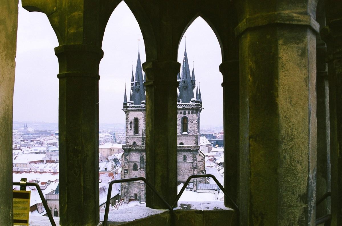 El Golem de Praga