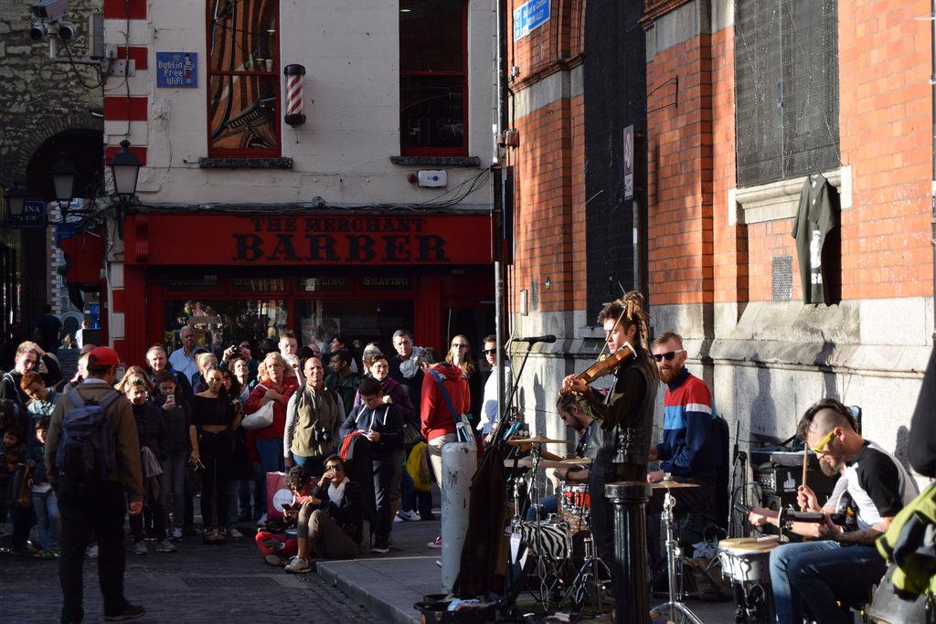 Música en Dublín