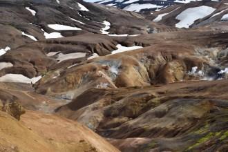 Islandia Highlands Hveradalir