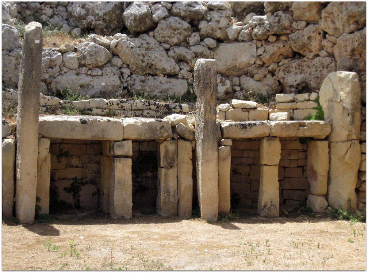 Notas desde los templos megalíticos de Malta