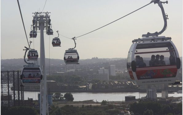 Emirates Air Line, Londres