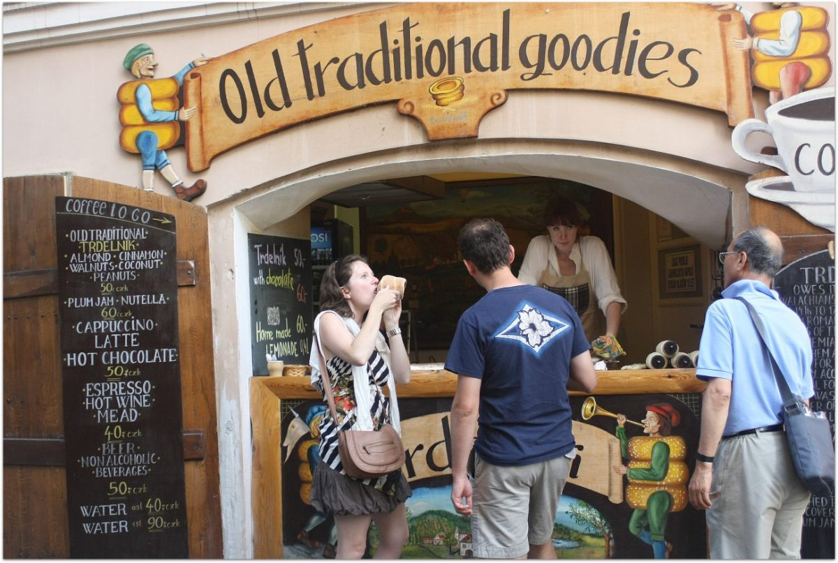 Notas gastronómicas desde Praga