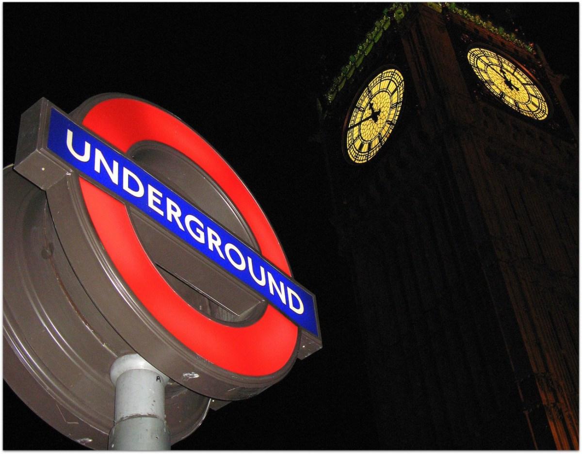 Notas sobre 10 reglas a seguir en el metro de Londres