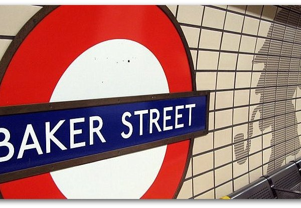 Baker St parada de metro