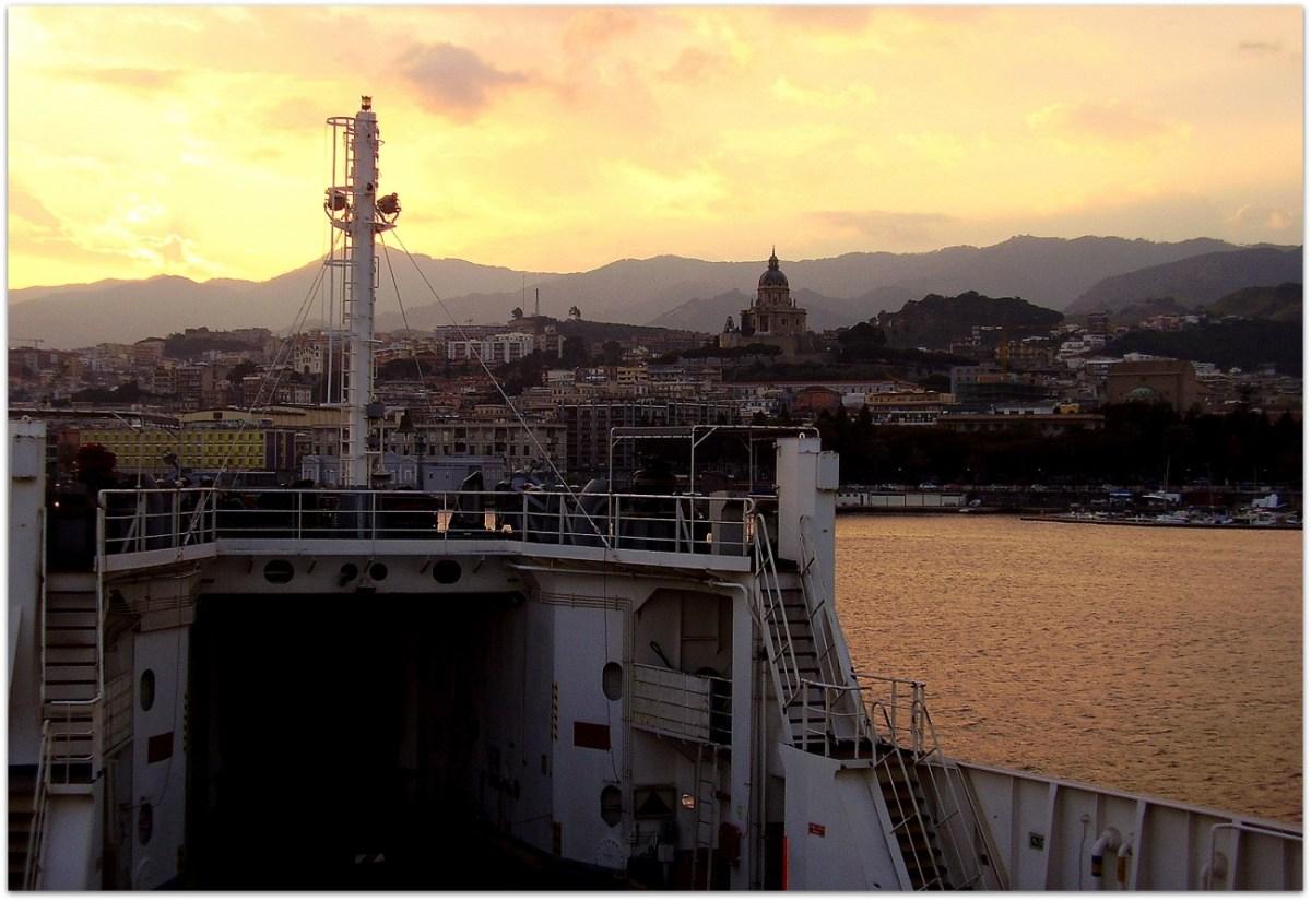 Notas sobre los monstruos del estrecho de Messina
