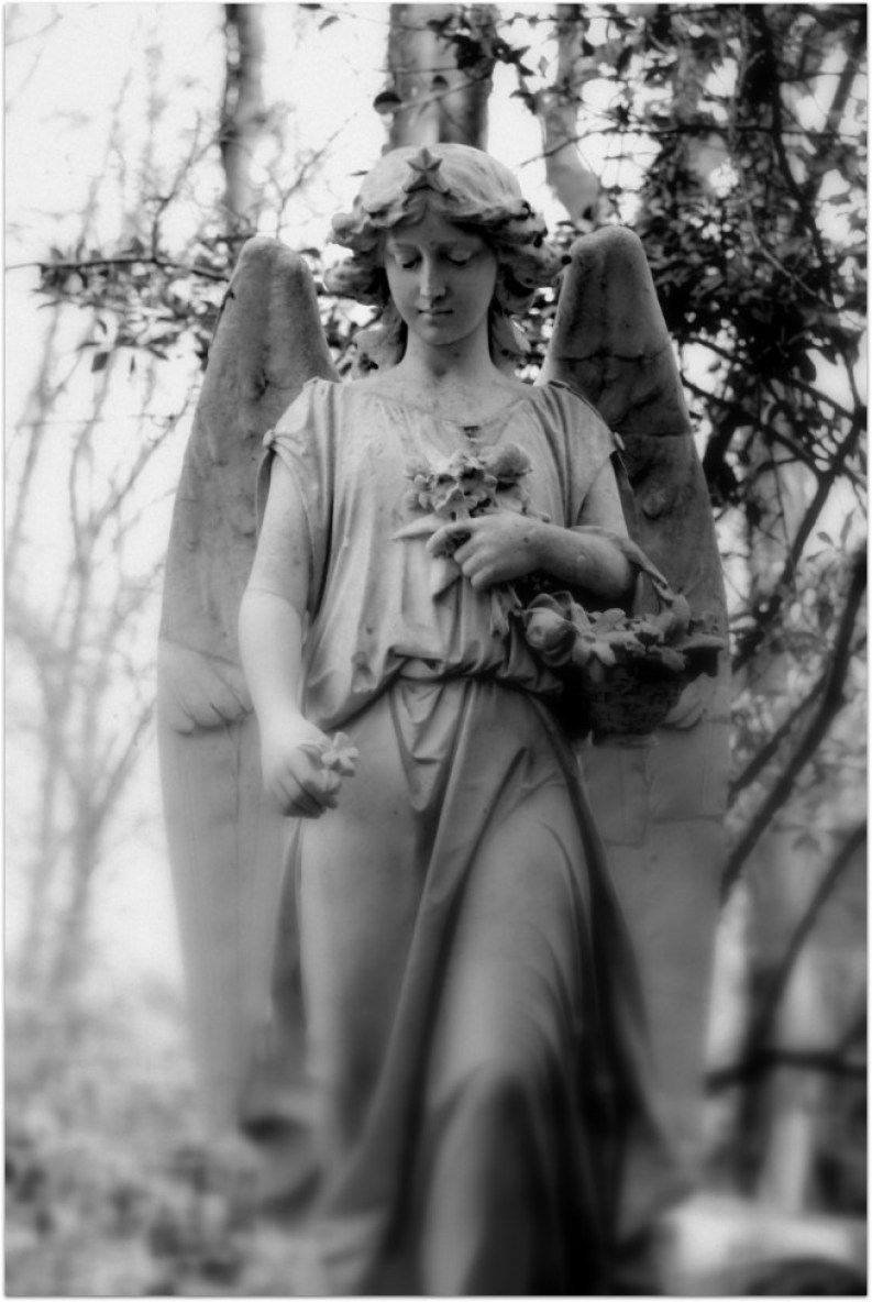 Angel_cementerio de Highgate