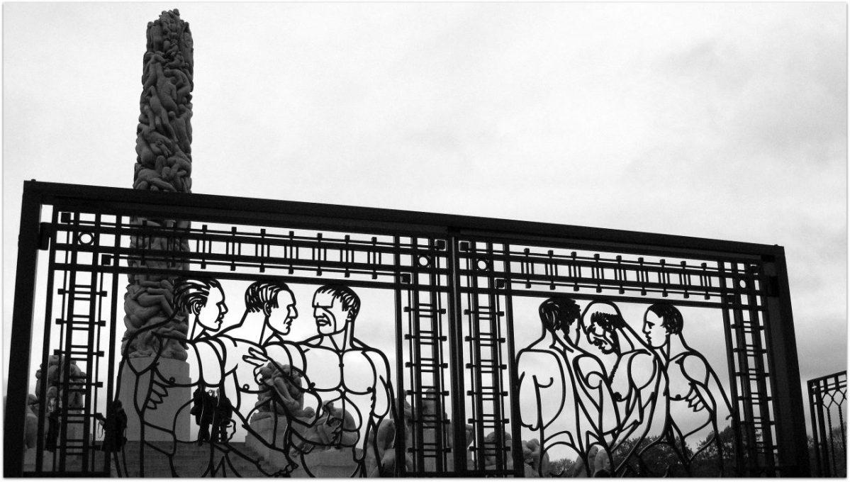 Notas sobre las esculturas de Vigeland