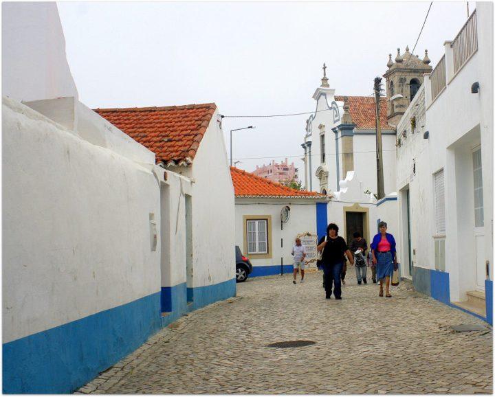Calles de Ericeira