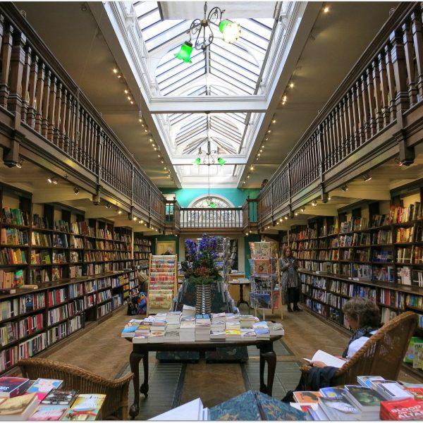 librería más bonita de Londres