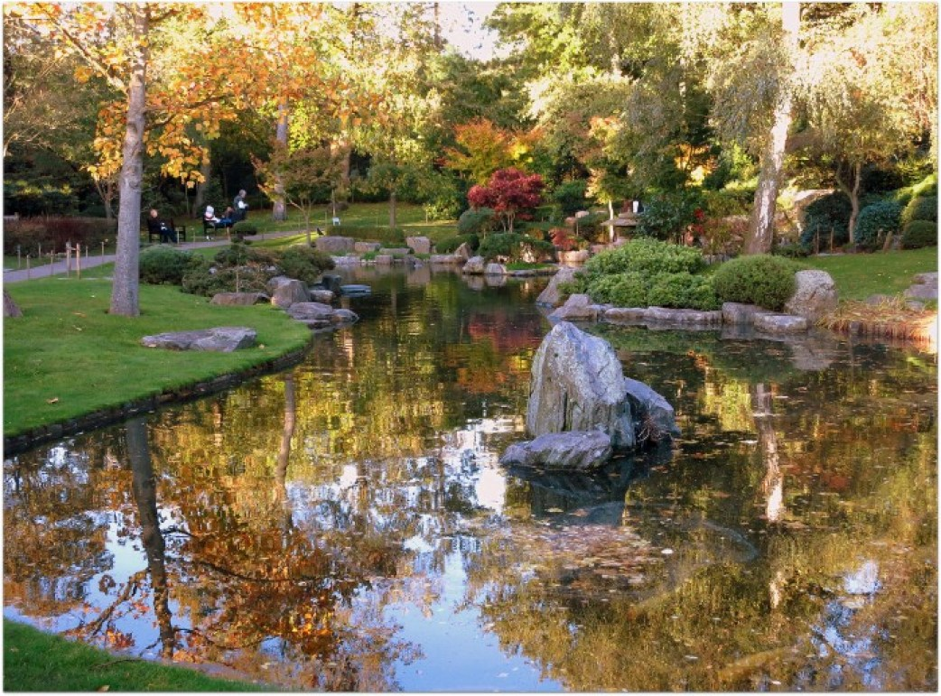 Jardin japones Londres