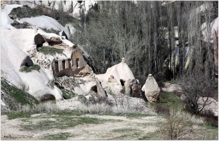 Valle de las palomas, Capadocia