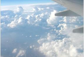 Notas a 12.000 metros de altura