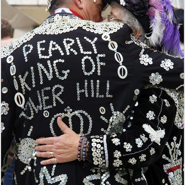 Pearly Kings y Queens