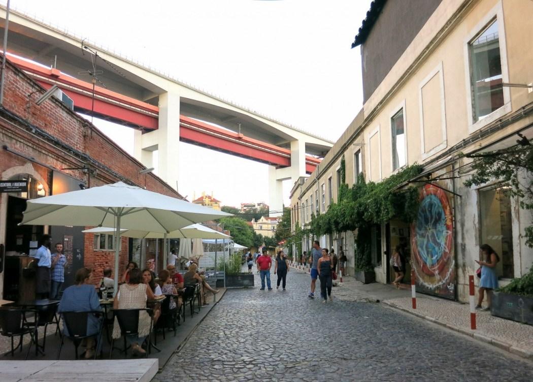 Barrio de Alcantara, Lisboa