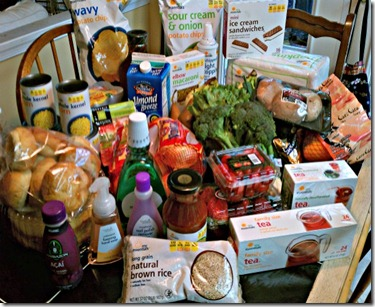 table-full-of-fresh-food-lion-groceries