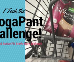 #YogaPantChallenge