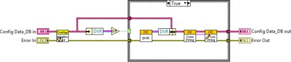 finish initializing the DVR - jet