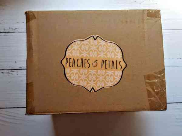 peaches & petals review