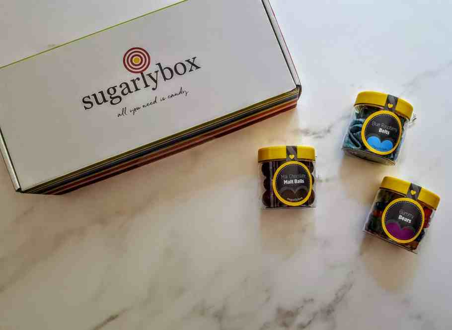 what's in the sugarlybox