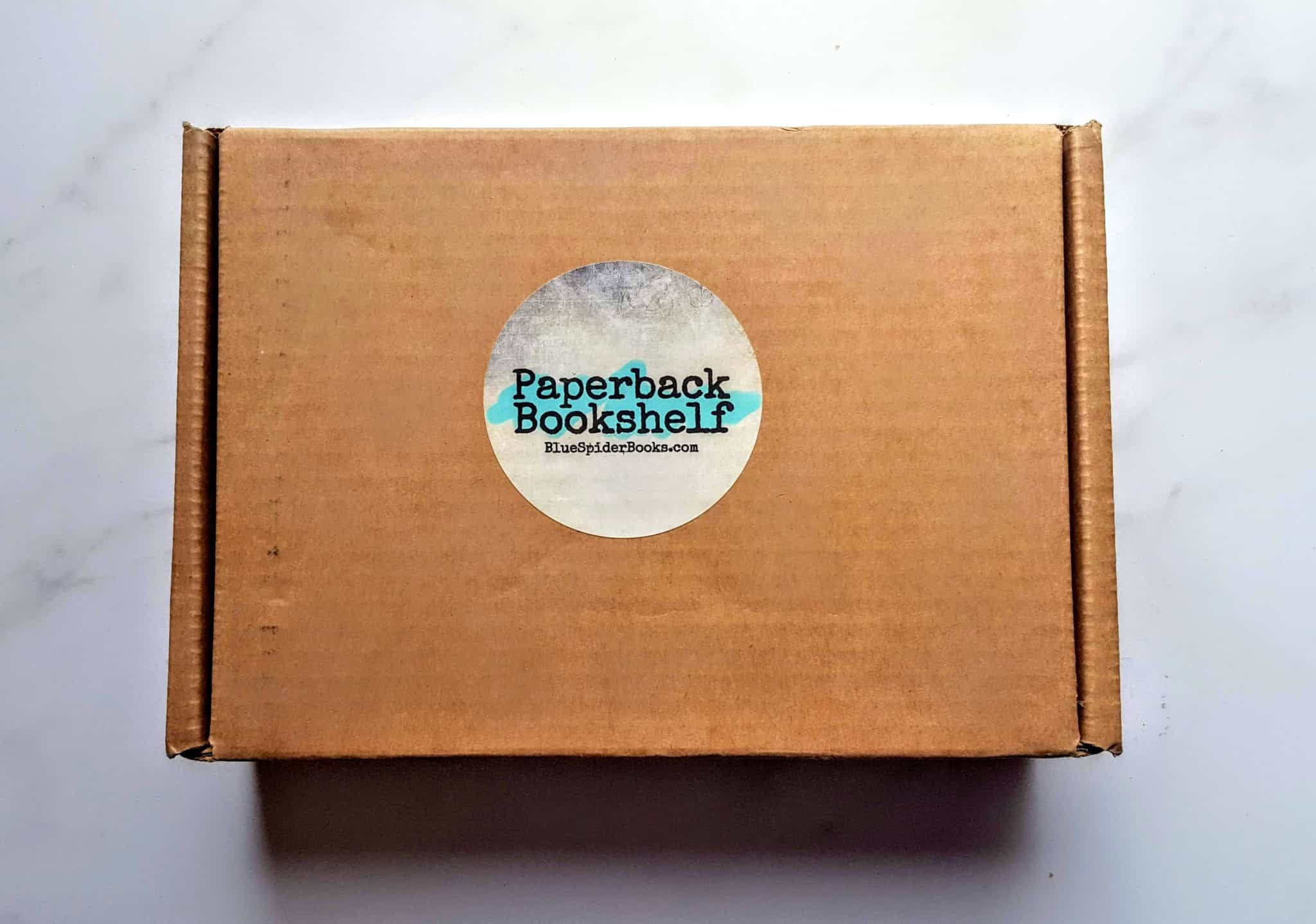 Paperback Bookshelf Subscription Box Review + Coupon + Unboxing | November 2018