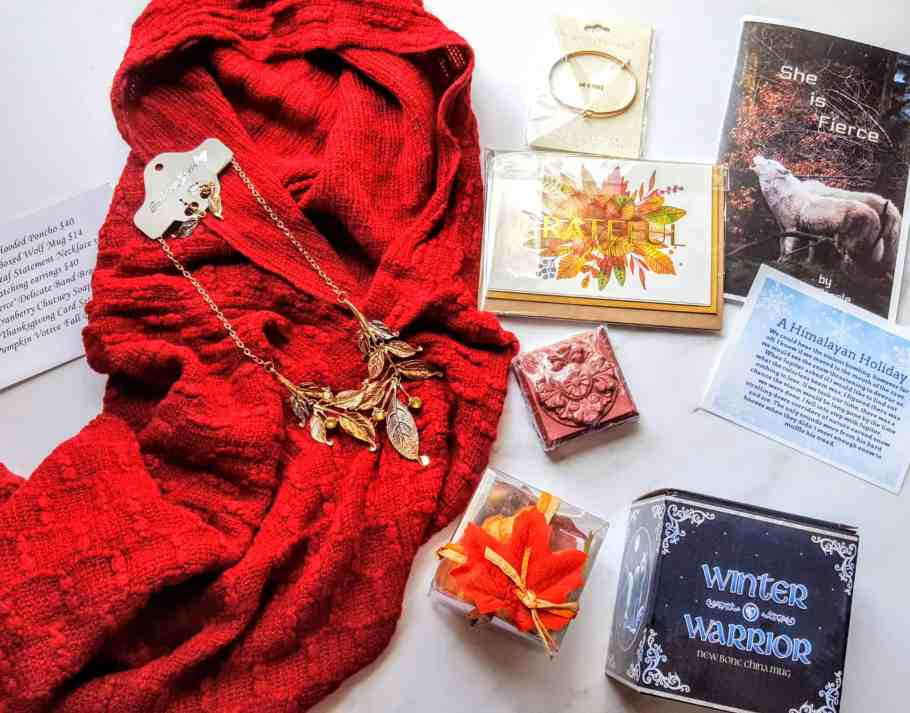 what's in the little touch of magick box