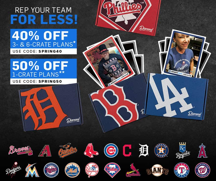 Up to 50% OFF from Sports Crate