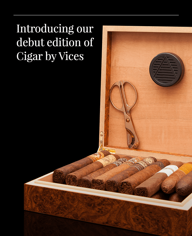 CIGAR by Vices Debut Box Review