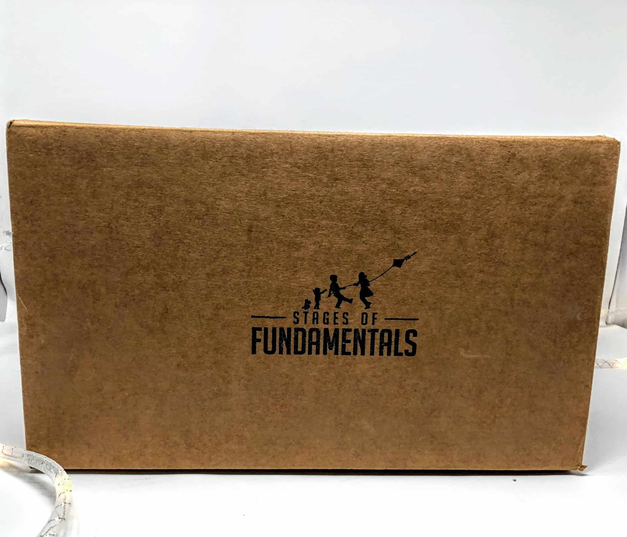 Stages of FUNdamentals Subscription Box Review + Unboxing | February 2019