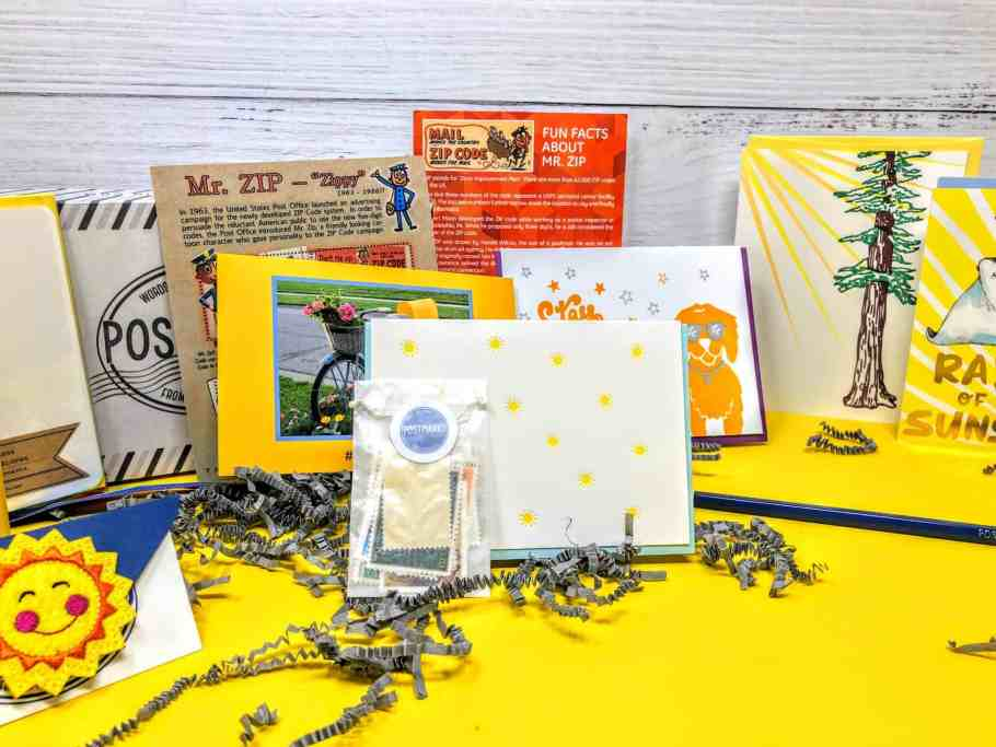 what's in the postbox subscription