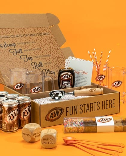 New Box Alert: A & W Family Fun Night Box Available Now