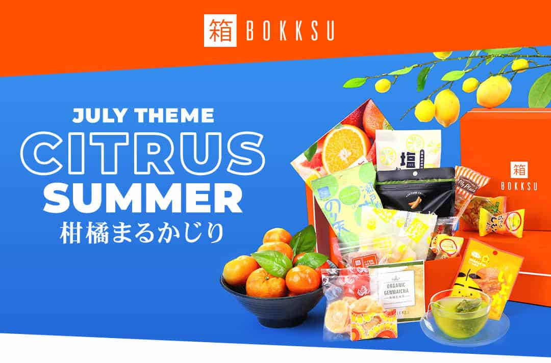 Bokksu July Subscription Box Theme Reveal & Spoilers + Coupon