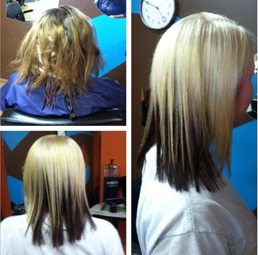 megan mitchell - platinum hair design - New Castle - Indiana - hair salon - hair stylist 3