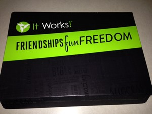 ItWorks Skinny Wrap Arrived