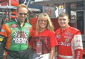 Gayla Baer Taylor Indy Motor Speedway Brickyard Weekend