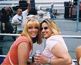 Gayla Baer Taylor Indy Motor Speedway