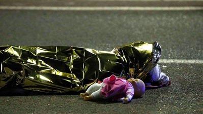 Trent Hitchens Pray for France